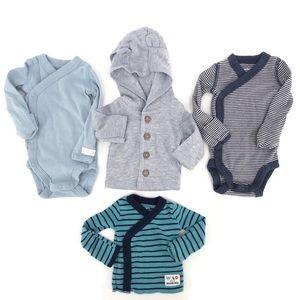 Carter's Baby Boy Preemie Lot - EUC